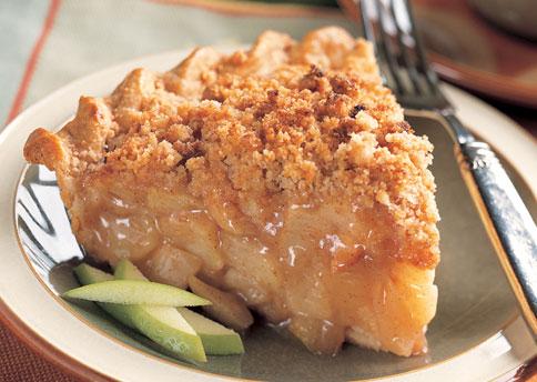 Apple Crumb Pie The Baking Way