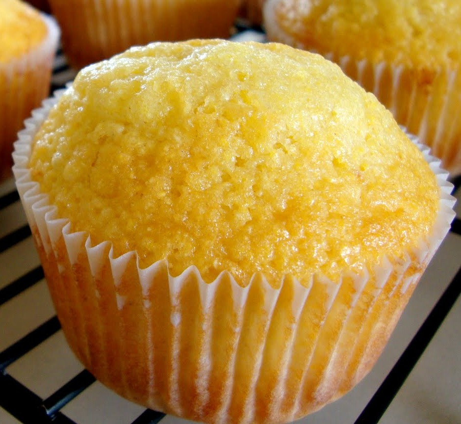 Corn Muffins | The baKING Way!